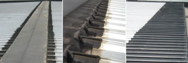 Reparatii acoperisuri tabla