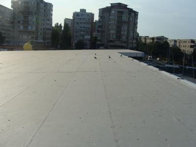 Hidroizolatii terase bloc